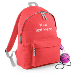 Personalised Fashion Backpack Rucksack (BG125)